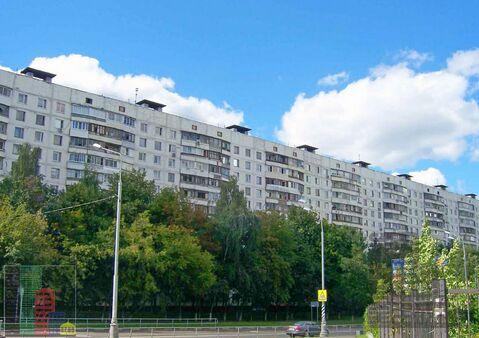 Двухкомнатная квартира в Москве у метро (3 мин.пешком), прямая продажа