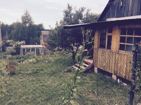 """Участок 6 соток с домом в СНТ """"Якорь"""" д. Пятница"""