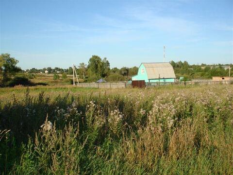 Земельный участок в деревне