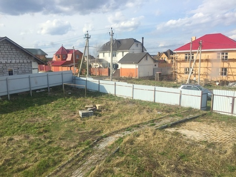17 соток, село Озерецкое 23 км. от МКАД по Рогачёвскому шоссе