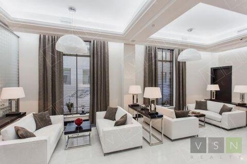 """4-комнатная квартира, 260 кв.м., в ЖК """"У Патриарших"""""""