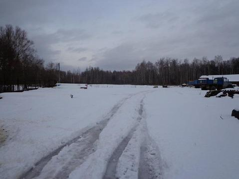 Участок промназначения возле г. Чехов