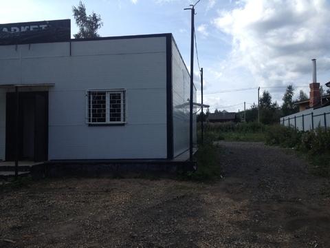 Земельный участок 14 сот. для размещения магазина с комплексом услуг