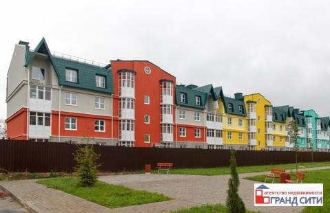 "1-комнатная квартира, 37 кв.м., в ЖК ""Квартал в Лесном"""