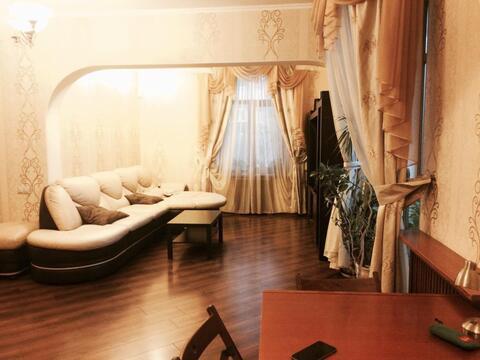 М. Коптево, 4х-комнатная квартира, вся техника и мебель
