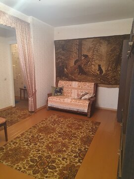 2-х команатная квартира в п. Старый городок ул. Школьная