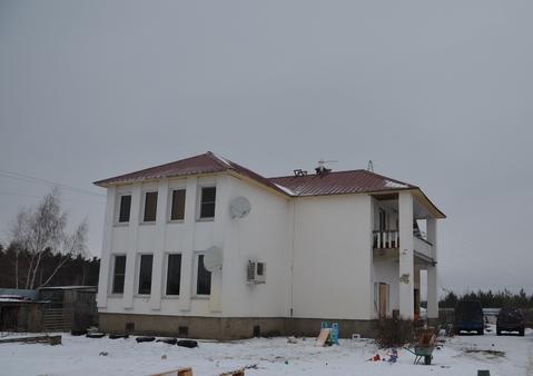 Большой дом в д. Петровское