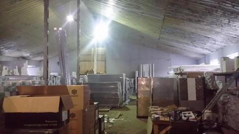 Производственное помещение 850 кв.м 100 квт