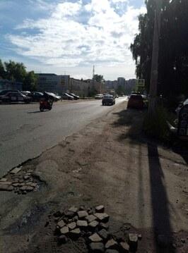 В черте города Пушкино продается участок