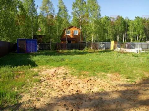 Продается земельный участок, поселок Свердловский