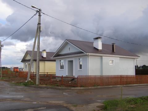 Продается коттедж 75 кв.м. по Калужскому шоссе, 34 км от МКАД