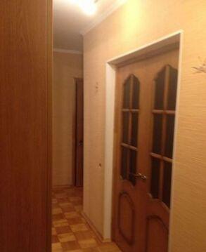 Продается трехкомнатная квартира.Московская обл.г.Щелково.Заречная дом .