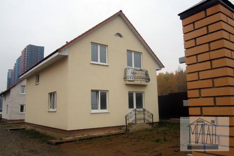Великолепный дом в черте города Химки.