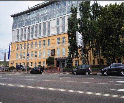 Офис 452 м2 в БЦ класса В+ Новоданиловская наб.4а