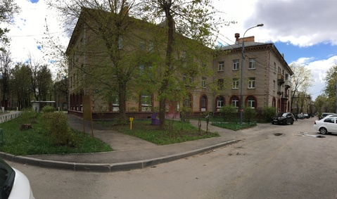 2 к.кв. в г. Видное, ул. Заводская д.9, 57.5 кв.м.
