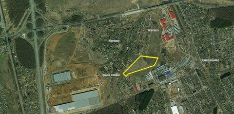 Продается земля пром назначения 7,3 га в г.Домодедово