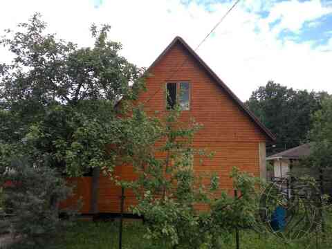 Брусовой теплый дом. СНТ Березка-1, Климовск, Подольск