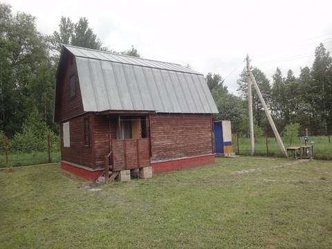 У деревни Гриднево СНТ Ветеран продается дача и садовый участок