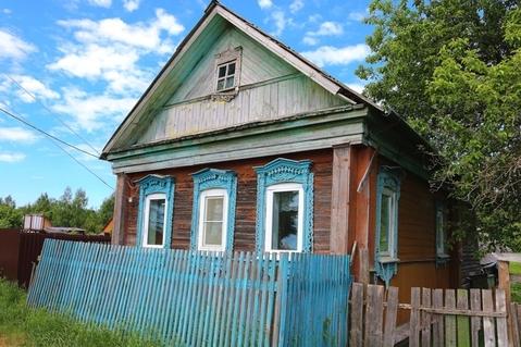 Дом в деревне Демидово