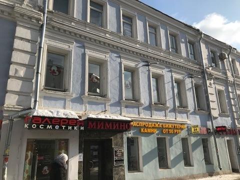 Предлагаю к продаже торговую площадь м.Новослободская 1-я линия