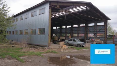 Продажа производственно-складского комплекса 3746 кв.м.