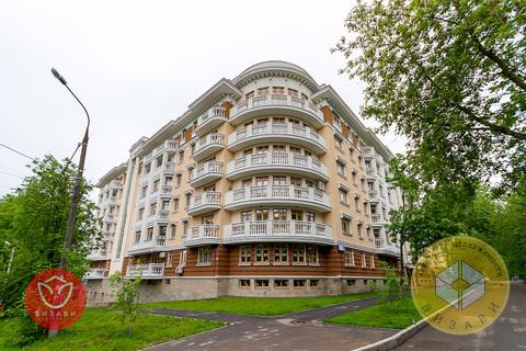 1к квартира 42 м2 Звенигород, Чехова 5а, центр, бизнес-класс