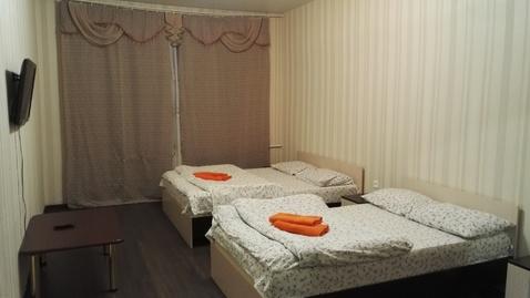Квартира с тремя спальнями вмещает 10 человек