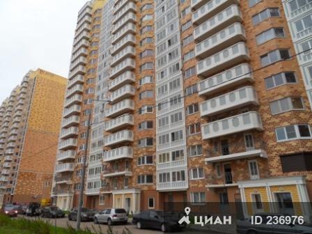 Долгопрудный, 1-но комнатная квартира, проспект ракетостроителей д.7 к1, 4450000 руб.