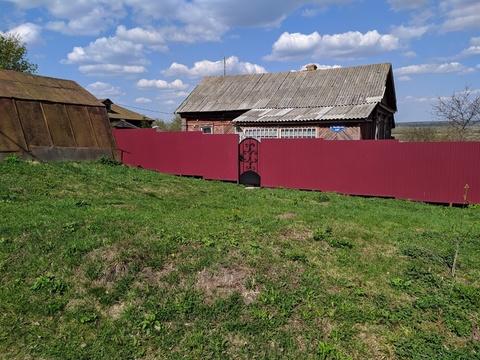 Продается дом на берегу Оки в деревне Подмоклово Серпуховского района