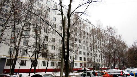 Однокомнатная квартира на Беловежской улице