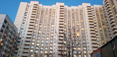 Продается 1к, квартира, Варшавское шоссе, 152 к 1.