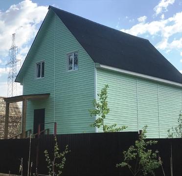 Купить дом из бруса в Новой Москве д. Крекшино