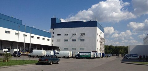Аренда лицензируемого склада с пандусом в Москве, 7500 руб.