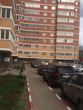 1-комнатная квартира в центре г. Ивантеевка, ул. Новоселки, д. 4