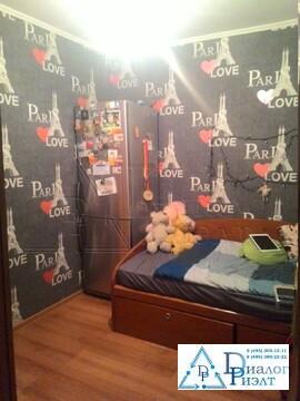 Продается комната в 3-комн квартире в 15 мин ходьбы от мет Котельники