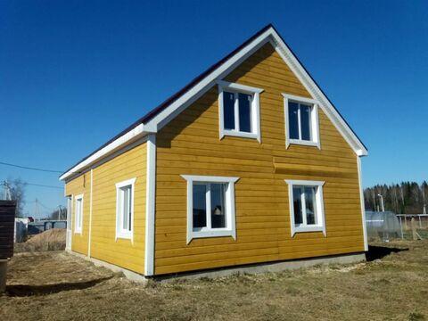 2-этажный дом, 133 м2 Можайский район, ДНП Лыткино