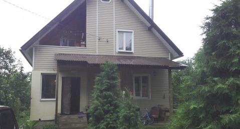 Продается 2 этажный дом с земельным участком в г. Пушкино, ул. Полевая