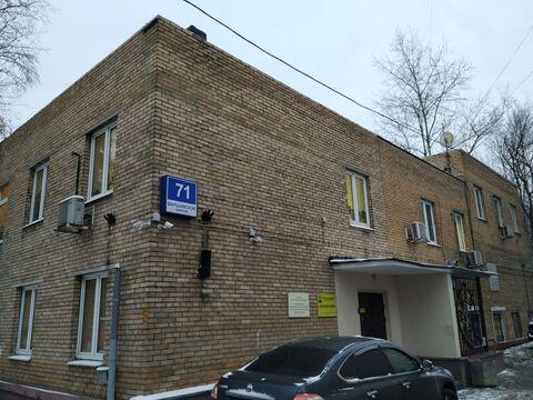 Сдается офис, 300 кв.м, состоящий из пяти комнат, метро Варшавская, 10 .