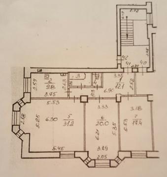 Продажа 3 комнатной квартиры Подольск микрорайон Шепчинки