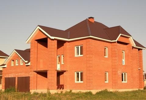 Продается 2 этажный кирпичный коттедж в Пушкинском районе д. Талицы,