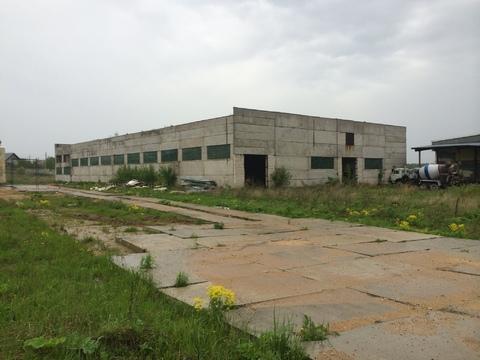 Производственное помещение 3227 м2,2,47 Га, Дмитровский район