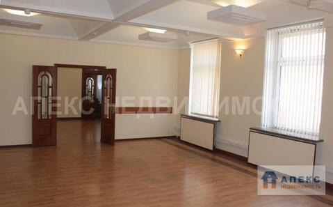 Аренда офиса 97 м2 м. Профсоюзная в бизнес-центре класса С в .