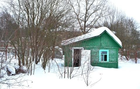 Продам участок 4.5 соток в черте г.Дедовск в 18 км от МКАД