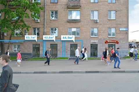 Торговое помещение по адресу Ломоносовский пр-т, 23