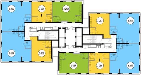 Москва, 1-но комнатная квартира, Головинское ш. д.10, 8378550 руб.