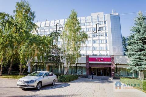 Аренда офиса 4000 м2 м. Кутузовская в бизнес-центре класса В в .