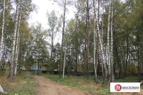 Лесной участок 8,18 соток, Новая Москва, Калужское/Варшавское шоссе
