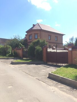 Коттедж 320 кв.м на 12 сот г. Домодедово, ул. Ушмары
