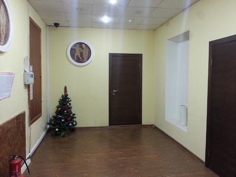 В престижном районе Замоскворечье уютный особняк.