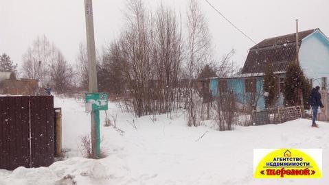 """Участок СНТ """"Рассвет-4"""" д. Зайцево Егорьевский р-он Московская обл."""
